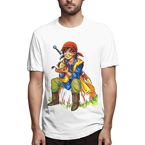 dragon quest shirt - 6