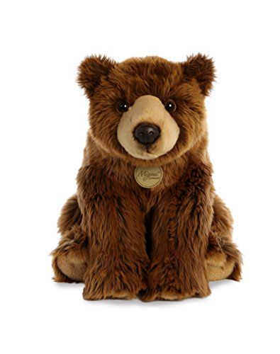 """Aurora - Miyoni - 15"""" Grizzly, Grizzly Bear, Large"""