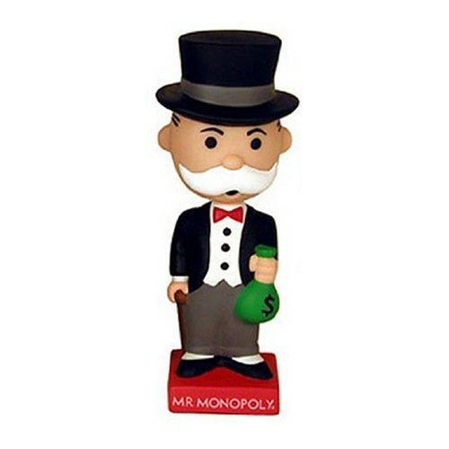 Funko Mr. Monopoly Wacky Wobbler