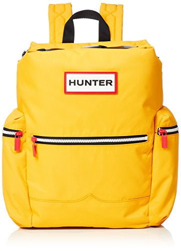 Hunter Original Top Clip Womens Backpack One Size Yellow
