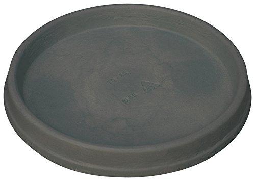 Geli Untersetzer Marcella aus Kunststoff, Farbe:anthrazit, Durchmesser:56 cm