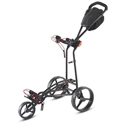 """Big Max Golftrolley Push """"Autofold FF"""" schwarz (200) 0"""