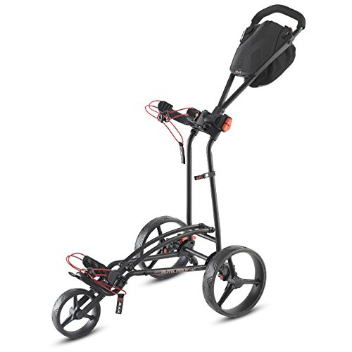 "Big Max Golftrolley Push ""Autofold FF"" schwarz (200) 0"