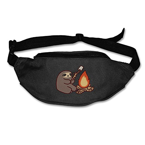 Sloth Camper Sports Pouch