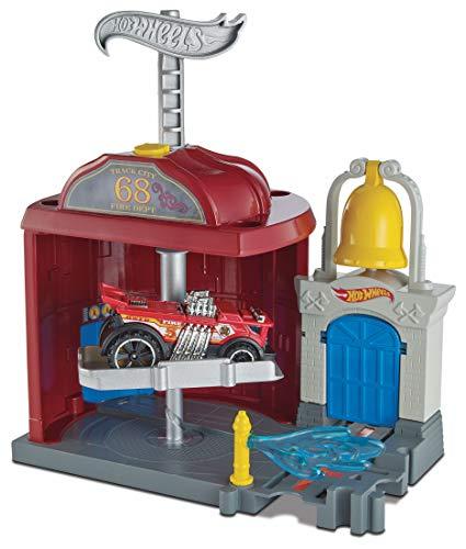 Hot Wheels- Caserma dei Pompieri, FRH29