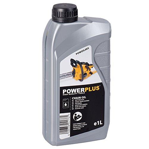 POWERPLUS POWOIL003 - Aceite cadena motosierra 1l
