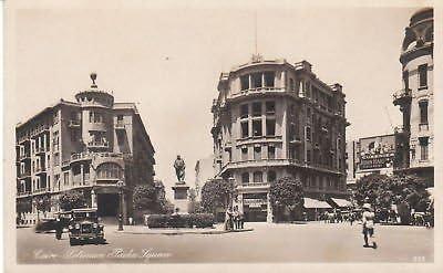 Max 87% OFF G1407 Egypt Max 65% OFF Cairo Soliman Photo Postcard Pacha Square