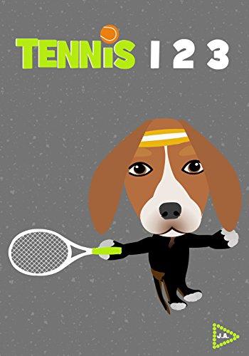 TENNIS123: Virtual Tennis Training (English Edition)