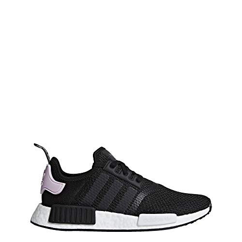 adidas Originals NMD_R1 Shoe Women's Casual 9 Black-White-Clear Pink