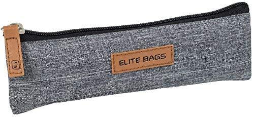 Diabetiker Tasche | Reißverschluss | für Insulin Pen | Marmorierte Grau | Insulin´s | Elite Bags