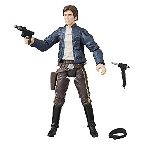 Star Wars The Vintage Figura De Han Solo Bespin, Collection El Imperio Contraataca (Hasbro E9573ES0)