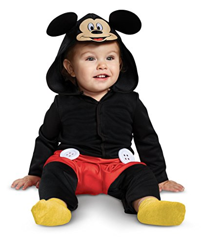 Disguise Disney Mickey Mouse Toddler Boys Costume Red, Size/(2T)
