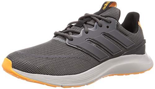 adidas Energyfalcon, Zapatillas de Running Hombre, Grey (Grey Five/Grey Five/FTWR White Grey Five/Grey Five/FTWR White), 46 EU