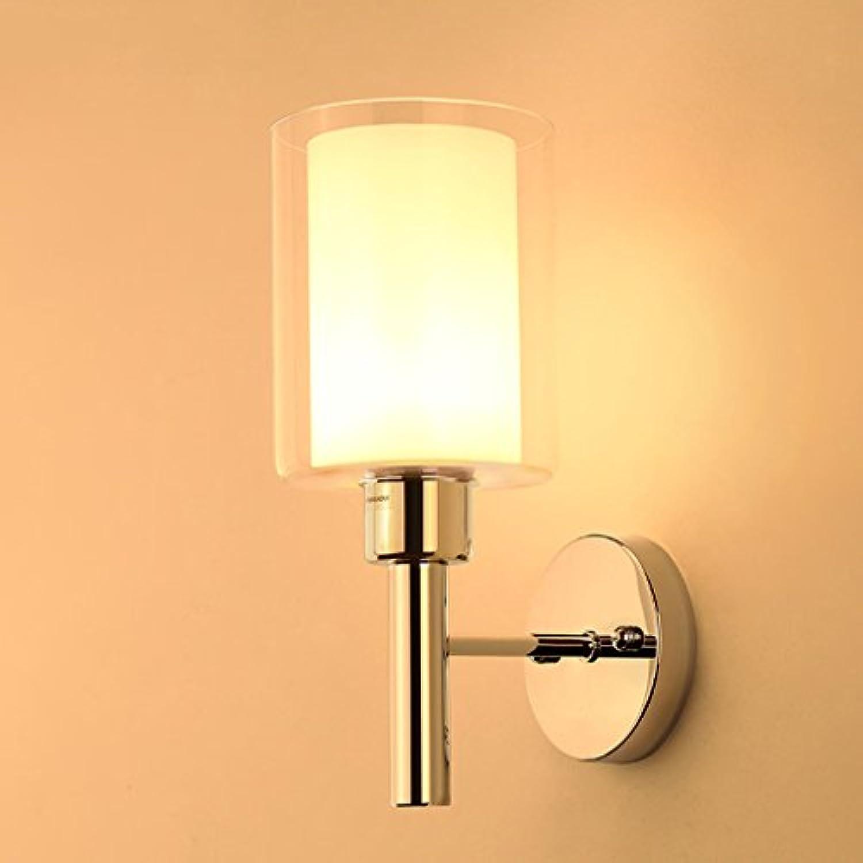 & Wandleuchten LED Nachttischlampe Schlafzimmer Wohnzimmer Gang Auenwandleuchte Moderne Treppe Wandleuchte