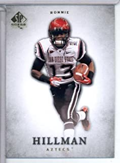 ronnie hillman rookie card