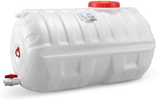 Réservoir De Stockage D'eau En Plastique Réservoir De Purification D'eau De Robinet Extérieur Réservoir De Stockage D'eau Potable Domestique à Eau Pure Lavable Et Pouvant être Rempli D'eau Bouillante