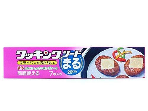 日本製紙クレシア『クッキングシート まる』
