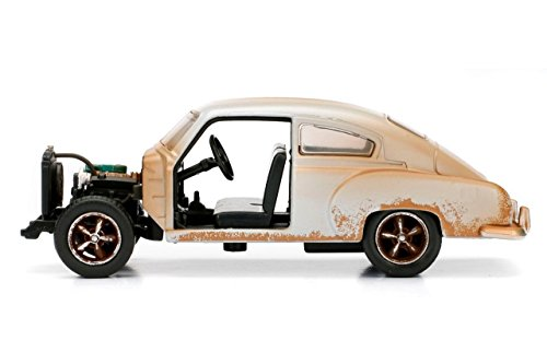 Jada Fast & Furious 8Diecast Model 1/32Dom' S Chevrolet Fleetline Toys Vehicles