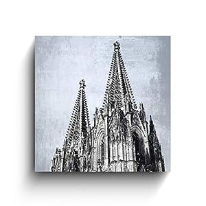 Domspitzen – Köln Bilder – Foto auf Holz – Handmade – verschiedene Größen