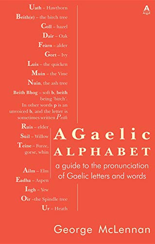 A Gaelic Alphabet A Guide To The Pronunciation Of Gaelic Letters And Words Kindle Edition By Mclennan George Reference Kindle Ebooks Amazon Com