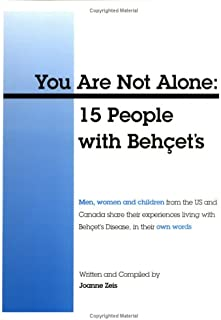 You Are Not Alone: 15 People With Behcet's