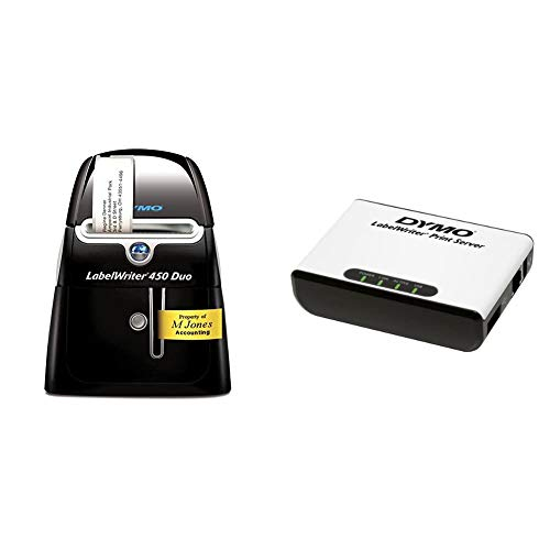 Dymo LabelWriter 450 Duo & S0929080...