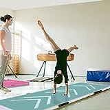 Zoom IMG-2 rolimate tappetino ginnastica gonfiabile 2m