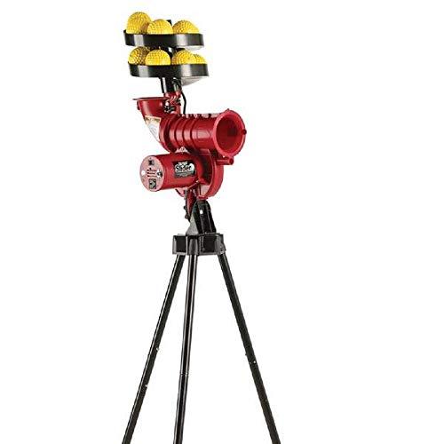 Heizer Slider Plus Cricket Bowlingmaschine (inkl. 13 Bälle) – für Zuhause/Garten