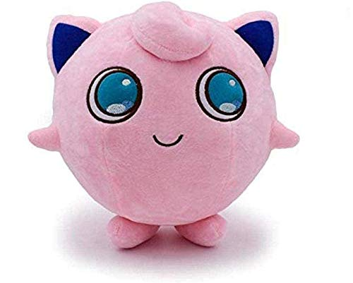 14cm jigglypuff cartoon anime knuffels kawaii baby pluche zachte pluche poppen cadeaus voor kinderen