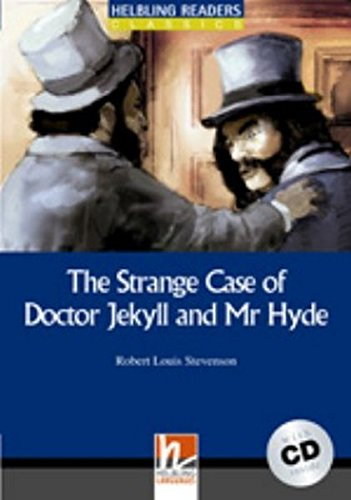 The Strange Case of Doctor Jekyll and Mr Hyde, mit 1 Audio-CD. Level 5 (B1) [Lingua inglese]
