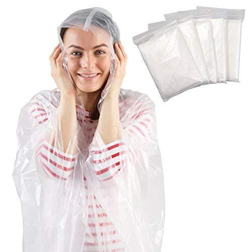 Regenponcho - Regencape für Damen und Herren...