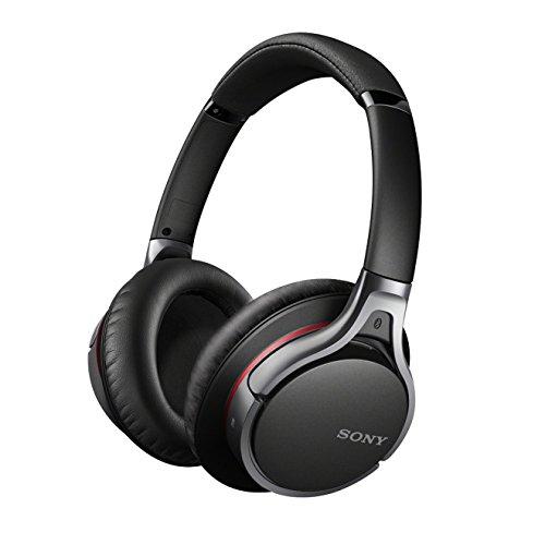 Sony MDR10RBT - Auriculares de diadema cerrados Bluetooth, negro