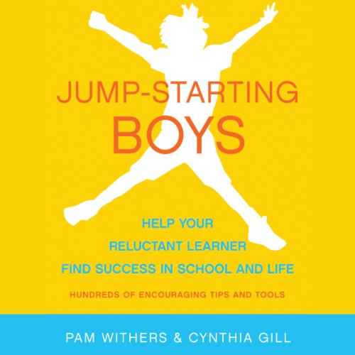 Jump-Starting Boys  By  cover art