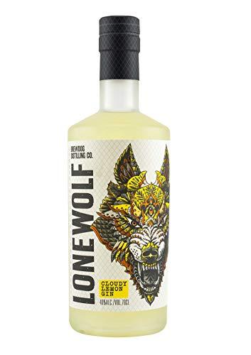 LoneWolf Cloudy Lemon Gin 0,7l - BrewDog