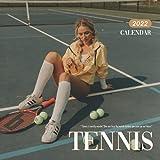 Tennis Calendar 2022: Calendar 2022 with 6 Months of 2021 Bonus