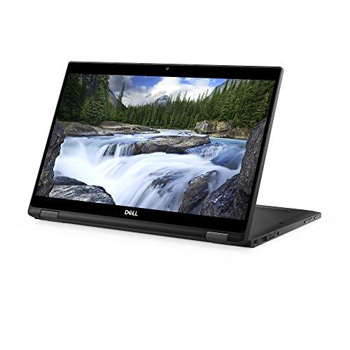 Dell Latitude 0XG5X 2-in-1 Notebook (Windows 10 Pro, Intel i7-8650U, 13.3' LCD Screen, Storage: 512 GB, RAM: 16 GB) Black