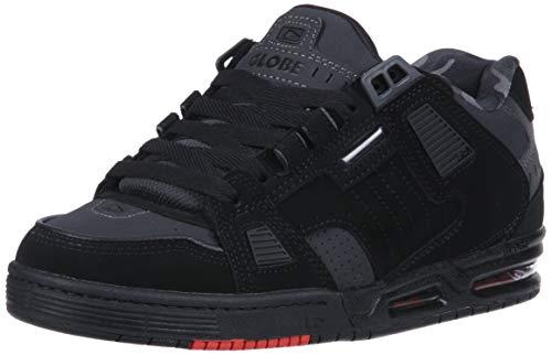 Globe - Zapatillas de Skate para Hombre, Color Negro, Talla 42 EU