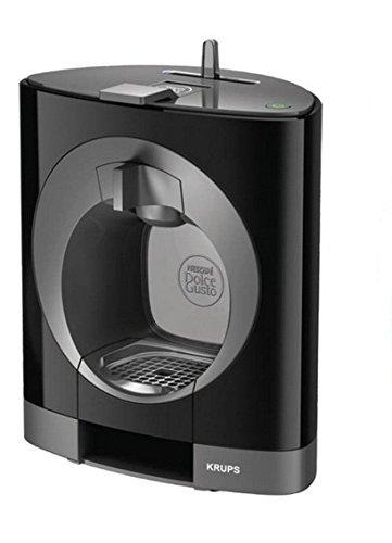 Krups OBLO-KP1108P1 Pod coffee machine 0.8L Negro - Cafetera (Independiente, Pod coffee machine, Nescafe Dolce Gusto, Coffee capsule, Negro, Botones)