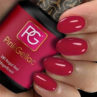 Pink Gellac 281 Regal Red UV/LED Gel Polish