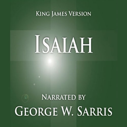 The Holy Bible - KJV: Isaiah cover art