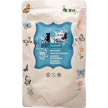 catz finefood Nourriture Humide pour Chat - N° 513 - 12 x 85 g - sans céréales ni Sucre ajouté (1,02 kg)
