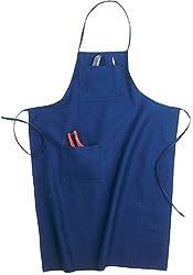 Work apron.