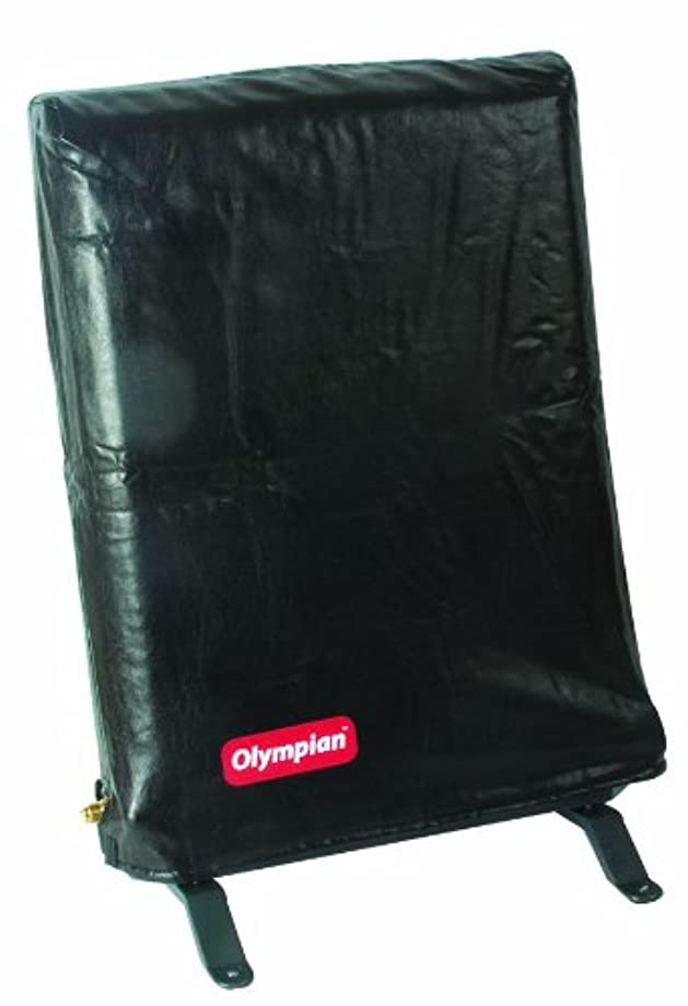 Camco Olympian Wave Heater 8 Dust Cover  - Helps Keep Dust and Debris Off of The Catalytic Heating Pad |Custom Fitted Portable Stand Style Cover | Easy Use and Maintenance - (57724)