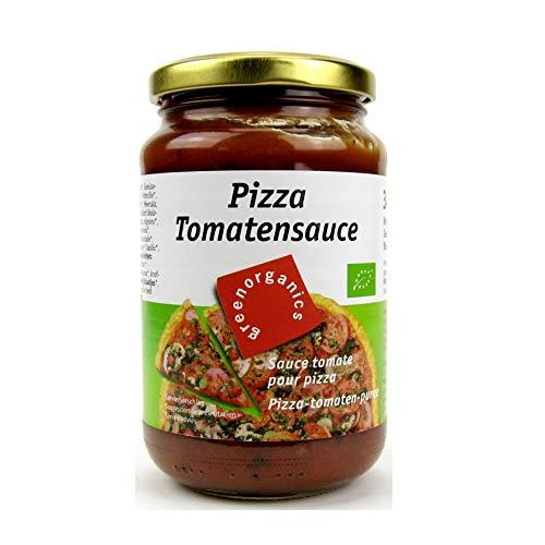 Green Organics Pizza Tomatensauce bio 340 ml
