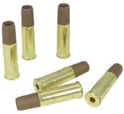 Winn New arrival Gun Airsoft Revolver Shell 6-Pack Spare Mail order