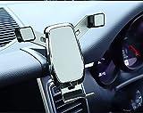 Dongxiang Accesorios para AutomóViles para Porsche Macan 2016-2020 HíBrido Soporte para TeléFono MóVil, Soporte para TeléFono De Coche De NavegacióN Interior Modificado