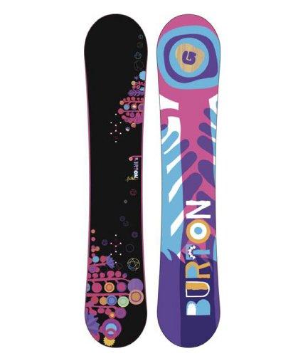 Burton Snowboard FEATHER, multicolor, 140, 252340