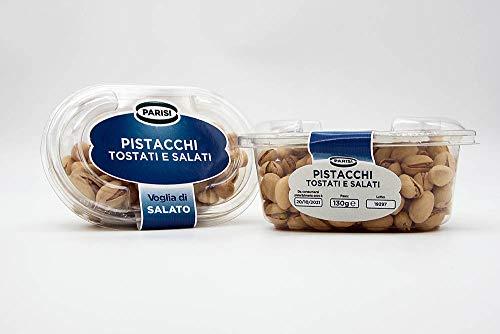 Parisi Pistacchi Tostati E Salati - 130 Gr