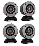 "Best Tweeter Speakers For Cars - Pyramid TW28 3.75"" 600W Super Car Audio Horn Review"
