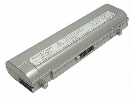 10,80V 3400mAh Laptop Batterie pour Toshiba Libretto U100, U100-S213, U105